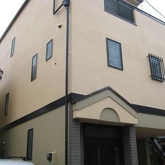 中野区 H様邸屋根外壁他塗装工事