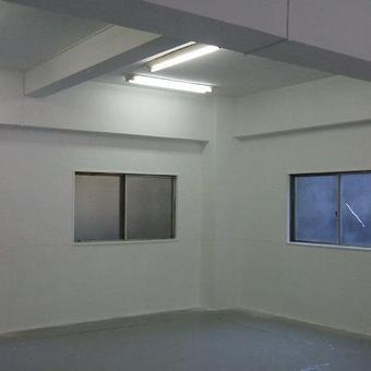新宿区 事務所室内原状回復塗装